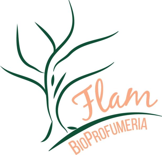 Logo Flam rosa